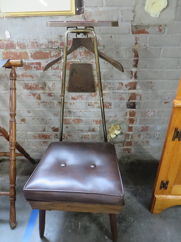 Mid Century Butler's Chair