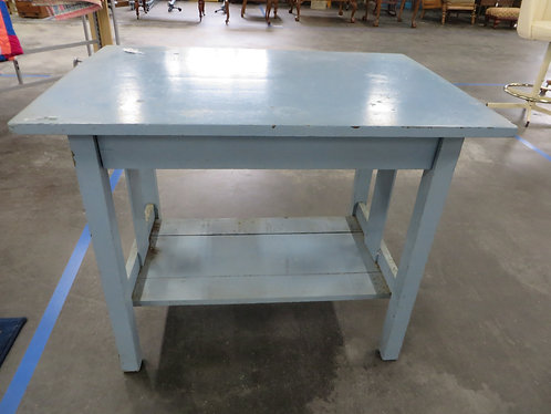 Vintage Country Painted Desk