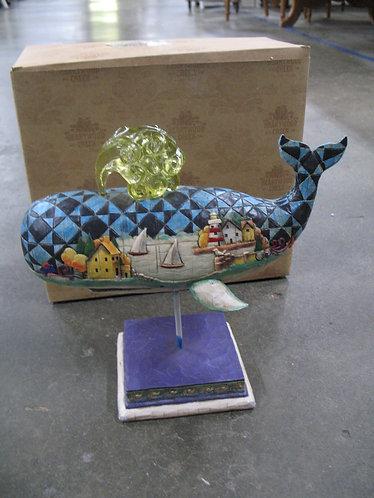 2004 Jim Shore Heartwood Creek God's Greatest Creature with Original Box