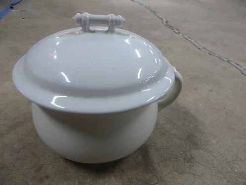 Vintage KT & K Ceramic Chamber Pot