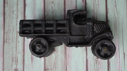 Cast Iron Mack C Truck Toy, Reproduction: Vintage