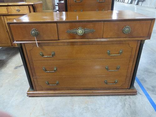 Vintage Bethlehem Furniture Empire Lowboy Dresser