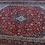 Thumbnail: Kashan Traditional Floral Rug, Made in Iran