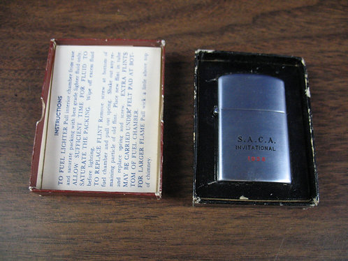 1958 S.A.C.A. Invitational Lighter
