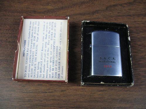 1958 S.A.C.A. Invitational Lighter