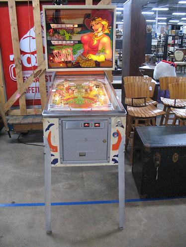 1977 Chicago Coin Stern's Stampede Upright Arcade Pinball Machine