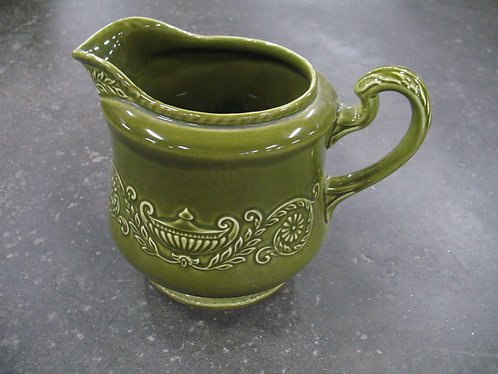 1968 Regency Ironstone by Canonsburg Pottery Pitcher