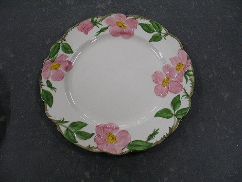Vintage Franciscan USA Desert Rose Dinner Plate