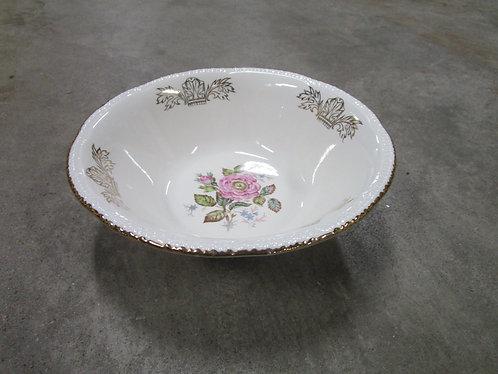 Homer Laughlin USA Queen Esther Round Serving Bowl