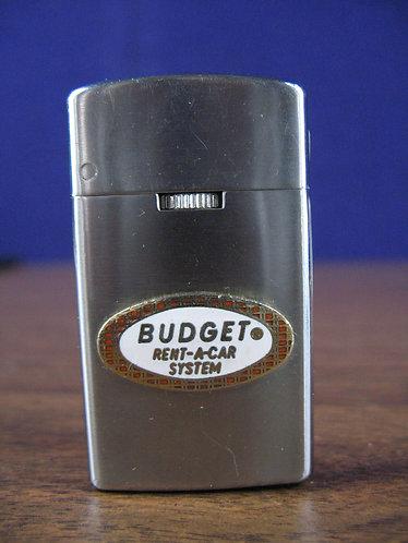 Vintage Penguin Budget Rent-A-Car Lighter