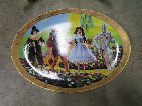 1997 Limited Edition & Numbered Wizard of Oz Barbie Collector Plate