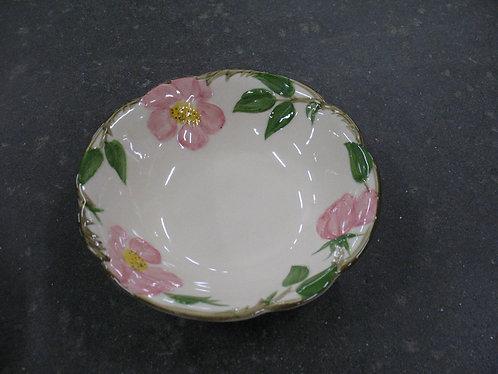 Vintage Franciscan USA Desert Rose Dessert Bowl