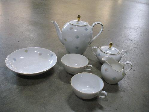 Vintage Seltmann Weiden Bavaria Tea Set