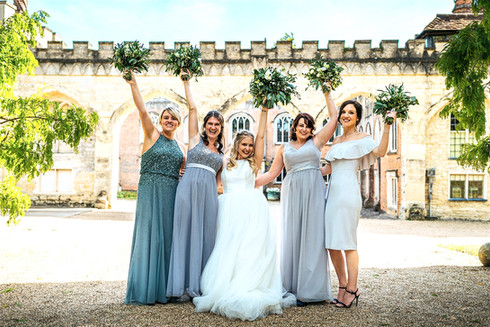 wedding hair oxford