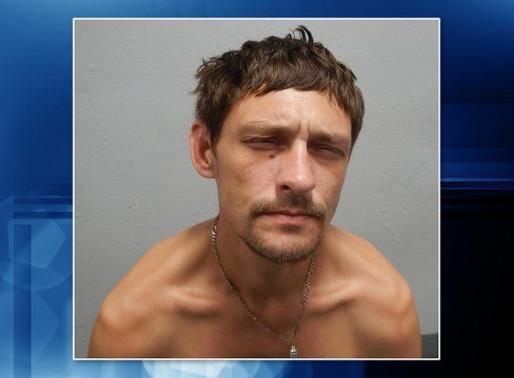 Hannibal man arrested for arson