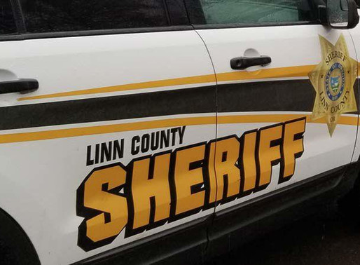 Sheriff: Deputies investigating 8 'suspicious' fires in Linn County, vehicle of interest sought