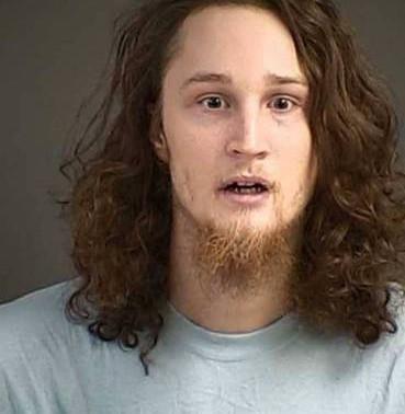 Douglas County, Oregon man arrested for reckless burning among other charges.