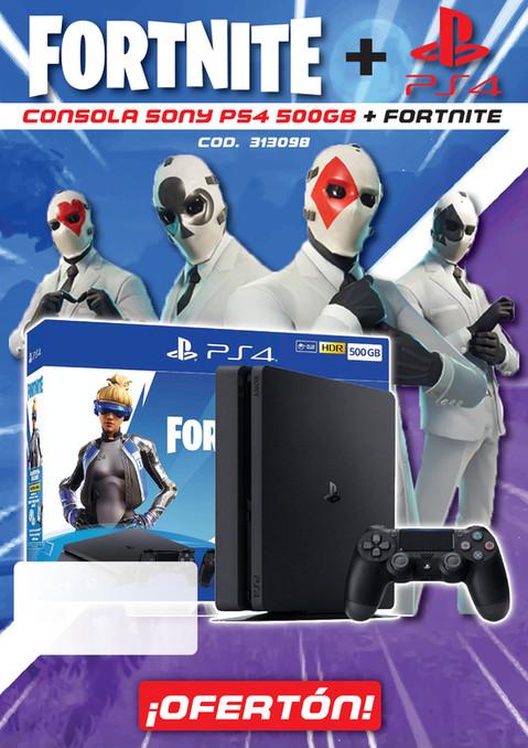 Diseño PS4