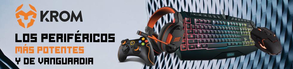 Diseño Gaming Krom