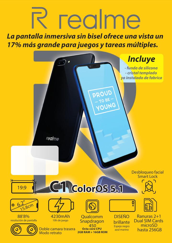 Diseño Smartphone Realme