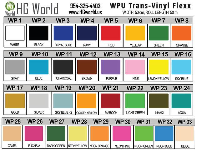 Heat Transfer Vinyl HTV Distributor in Fort Lauderdale