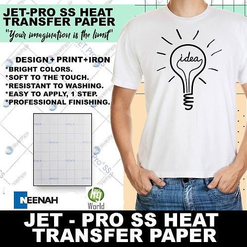 JET PRO SS Inkjet Printer Light Fabrics