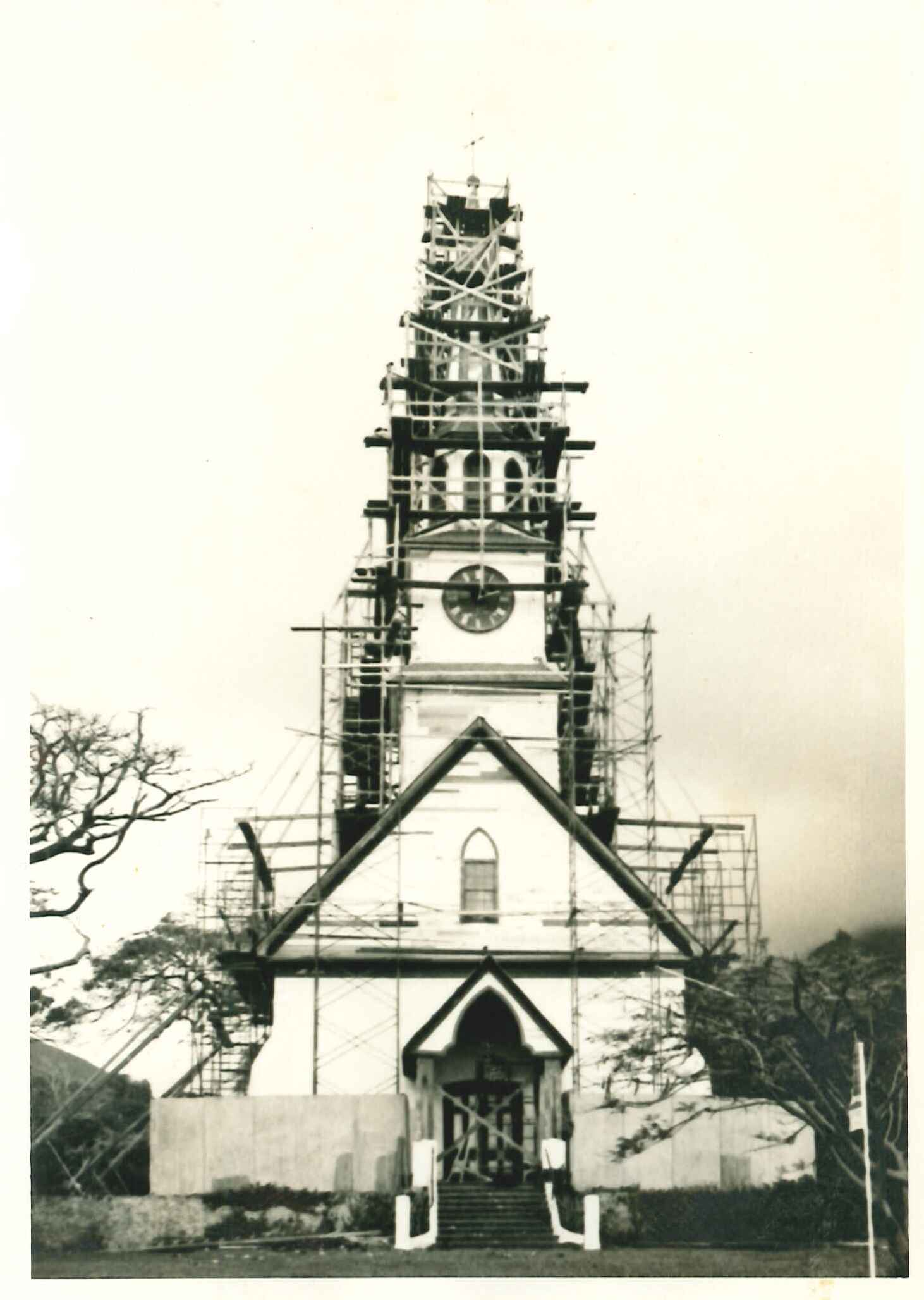 Ka'ahumanu Church 1975 Restoration