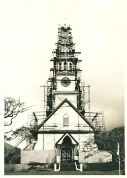 Ka'ahumanu Church 1975 Restoration