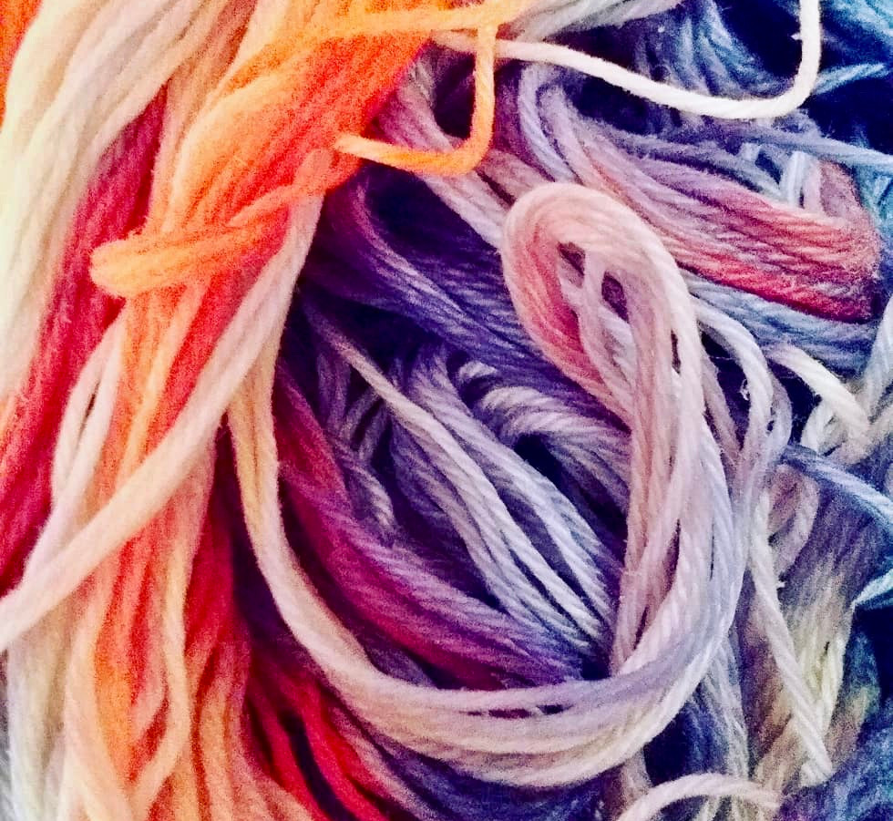 Colourful Threads