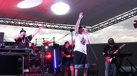 Rock the Stockyards concert 2016