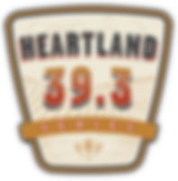 Heartand 39.3 Logo