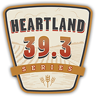Heartand 39.3 Logo