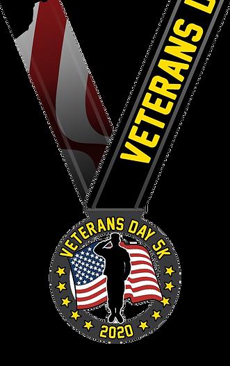 Veterans Day 5K 2020 medal.png
