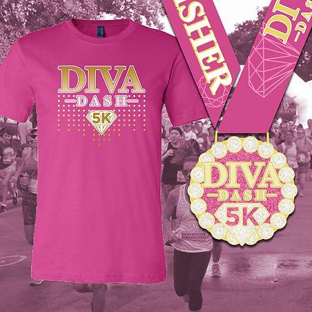 diva shirt and medal.jpg