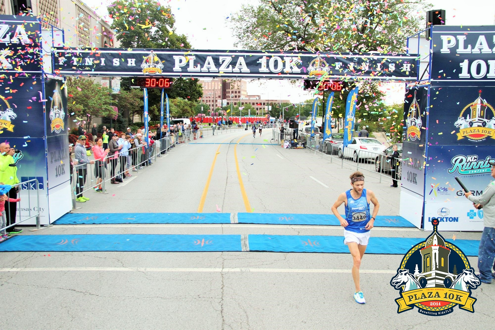 Plaza 10k Finisher