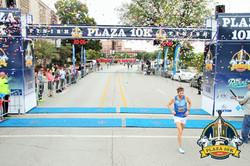 Plaza 10k Finisher