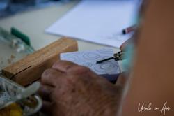 046 Carving a Printing Block_1511