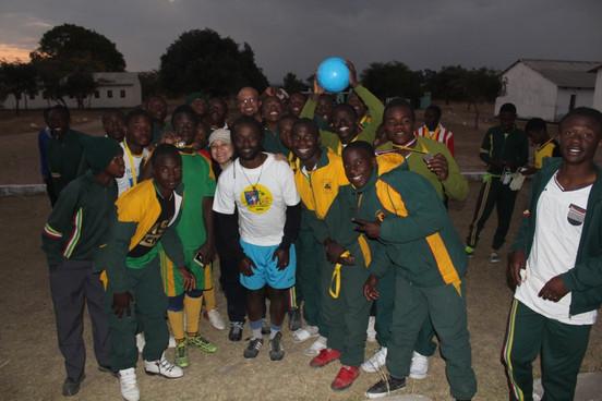 Football Tournament - Boys Team Winners