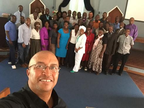 Gweru Leaders Seminar