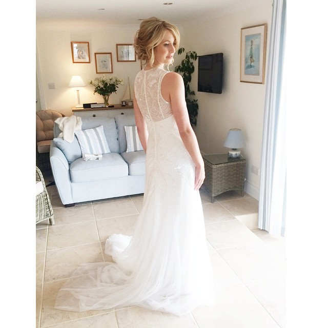 Instagram - One of my Brides from today for hair & Make up.jpg
