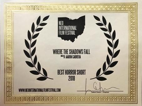 Best Horror Short 2018 - NEO International Film Festival