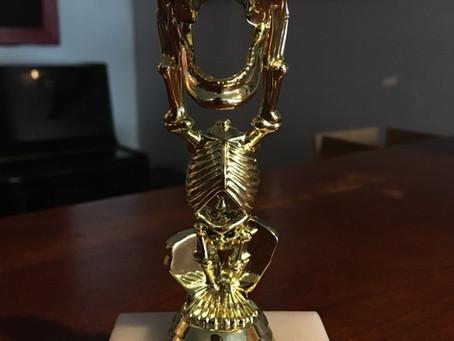 """Best Short Film"" Los Angeles Crime and Horror Film  Festival"