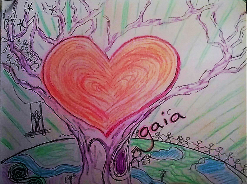 One Loving Heart World by HeartJules