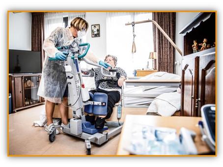 Hoe blijf je de Corona-stress de baas in het verpleeghuis?