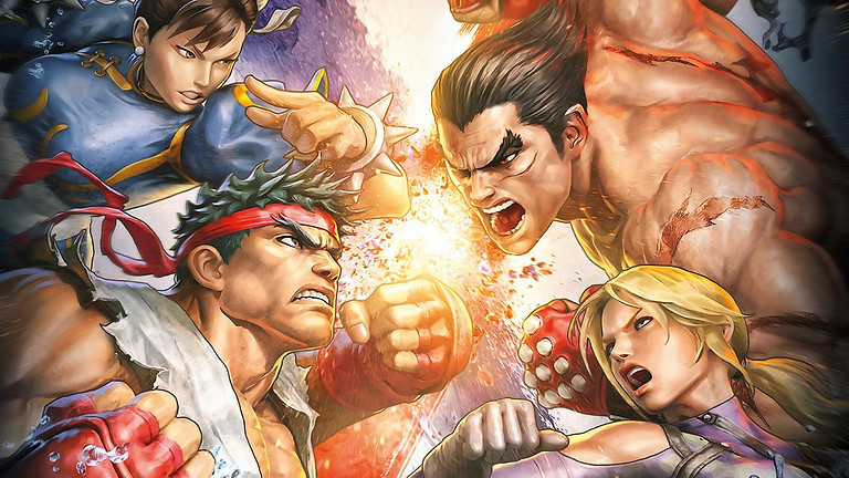 Arkade Fighting Game Club (weekly)