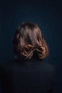 Back of Female Head
