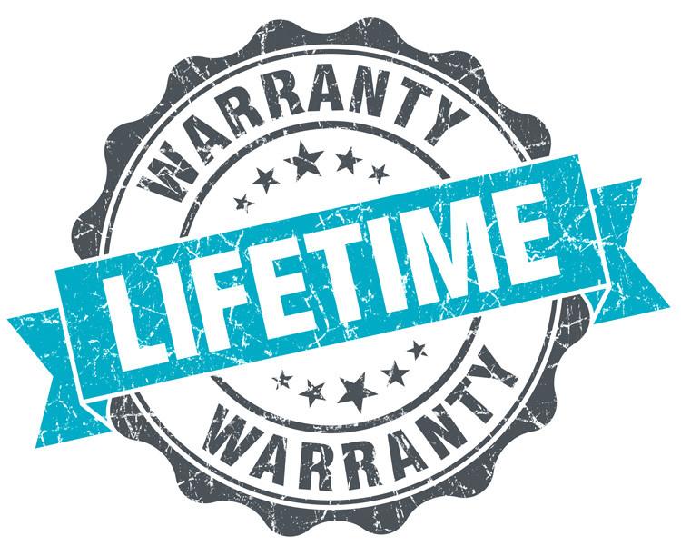 Lifetime Warranty window tinting
