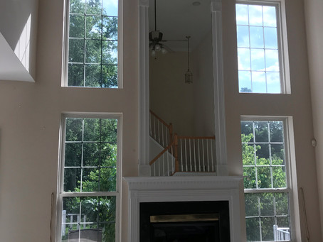 West Chester House Tinting By Black Diamond Tint