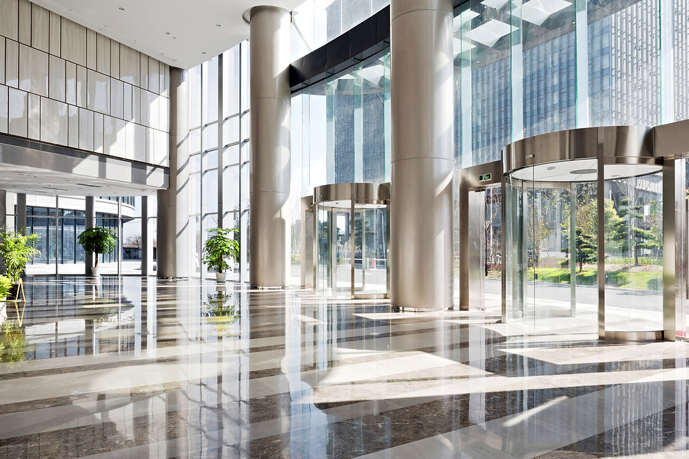 Lehigh Valley Commercial Window Tinting Glass