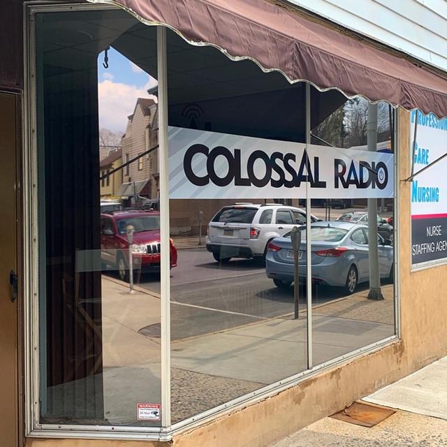 Colossal Radio Lehighton PA Tinting